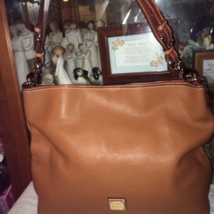 Dooney & Bourke Leather Shoulder Bag